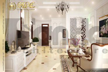 4.Mẫu nội thất phòng khách 2 biệt thự pháp tại quảng ninh SH BTP 0006