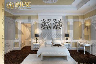 10 Mẫu nội thất phòng ngủ 2 biệt thự lâu đài tại nha trang sh btld 0013