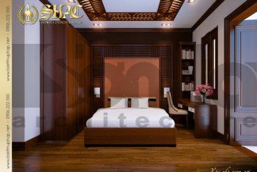 11 Mẫu thiết kế nội thất phòng ngủ 2 biệt thự lâu đài tại hải phòng sh btld 0005