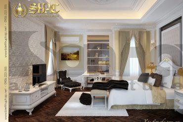 12 Mẫu nội thất phòng ngủ 4 biệt thự lâu đài tại nha trang sh btld 0013