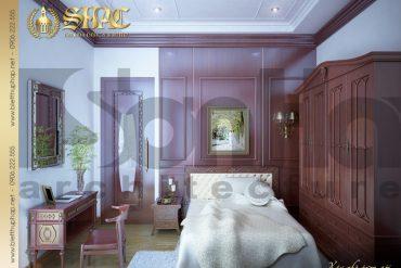 13 Mẫu nội thất phòng ngủ 3 biệt thự lâu đài tại hải phòng sh btld 0005