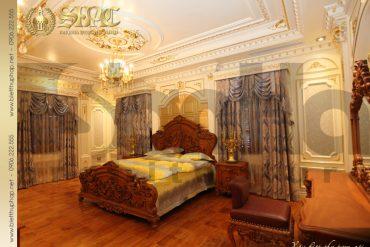 13 Mẫu nội thất phòng ngủ 4 biệt thự lâu đài tại hà nội sh btld 0010