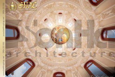 18 Mẫu nội thất chòm biệt thự lâu đài tại thái bình sh btld 0015