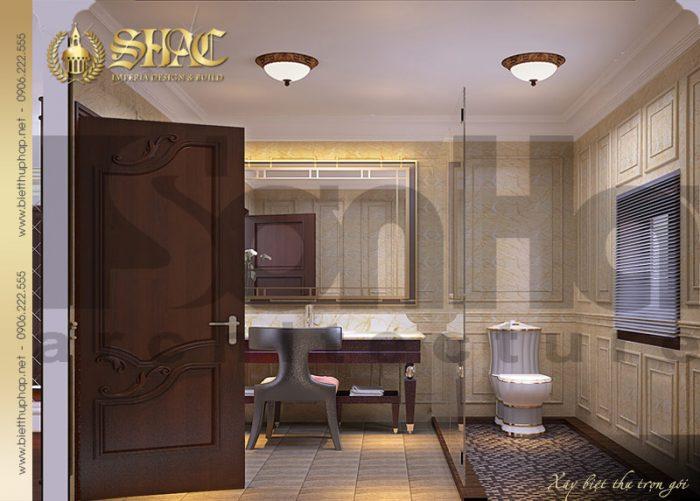 18 Mẫu nội thất wc biệt thự lâu đài tại hà nam sh btld 0009