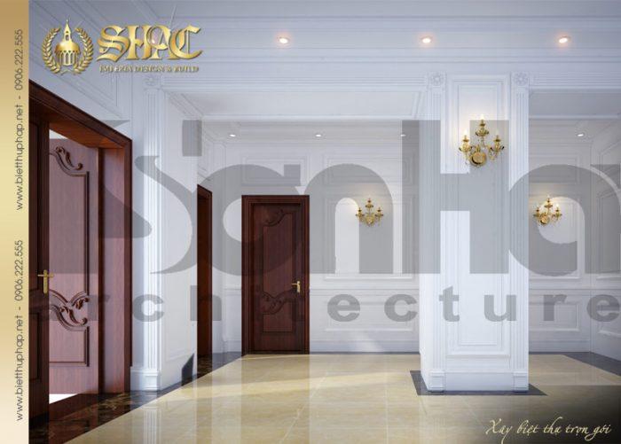 20 Mẫu nội thất sảnh thang biệt thự lâu đài tại hà nam sh btld 0009
