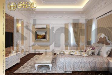8 Mẫu nội thất phòng ngủ 1 biệt thự lâu đài tại nha trang sh btld 0013