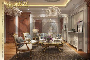 9 Thiết kế nội thất phòng sinh hoạt chung sh btld 0014