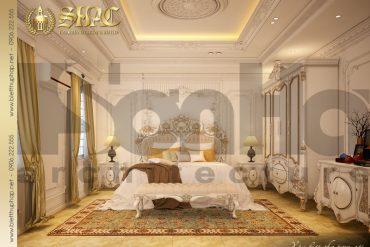15.Mẫu nội thất phòng ngủ cổ điển tại sài gòn SH BTP 0021