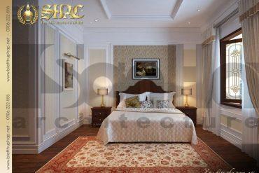 7 Thiết kế nội thất phòng ngủ tân cổ điển tại hải phòng