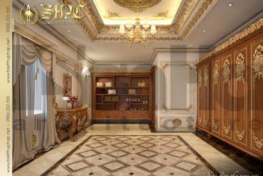 12 Mẫu nội thất phòng thay đồ biệt thự pháp đẹp tại quảng ninh sh btp 0033