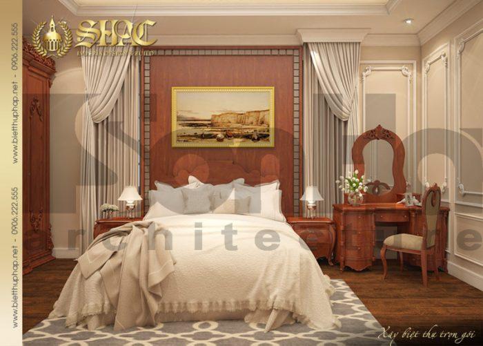 Ý tưởng thiết kế phòng ngủ với gam màu tầm ấm mang đến không gian riêng tư lý tưởng cho chủ nhân căn phòng