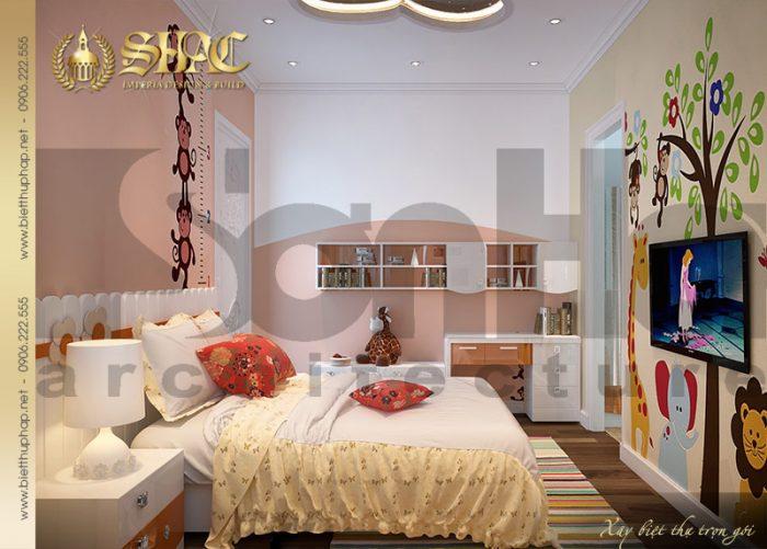Cách thiết kế nội thất đa sắc màu đúng với sở thích của chủ nhân căn phòng