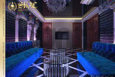 20 Mẫu thiết kế nội thất phòng karaoke biệt thự lâu đài tại Hà Nội SH BTLD 0032