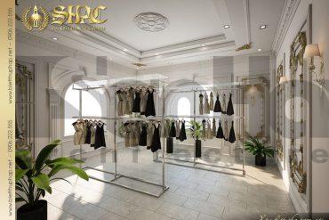 24 Thiết kế phòng giặt biệt thự lâu đài tại Quảng Ninh SH BTLD 0029