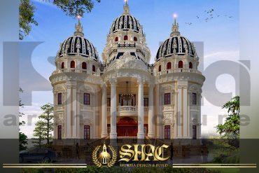 BIA Thiết kế biệt thự lâu đài pháp tại Đà Nẵng