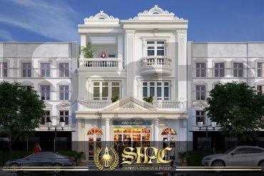 BÌA thiết kế biệt thự cổ điển pháp tại quảng ninh sh btp 0124