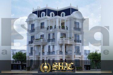 BÌA thiết kế biệt thự tân cổ điển tại đà nẵng sh btcd 0042