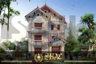 BÌA thiết kế biệt thự tân cổ điển 3 tầng mặt tiền 10m tại bắc ninh sh btcd 0045.jpg
