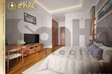16 Mẫu nội thất phòng ngủ 4 biệt thự tân cổ điển đẹp tại hà nội sh btcd 0049