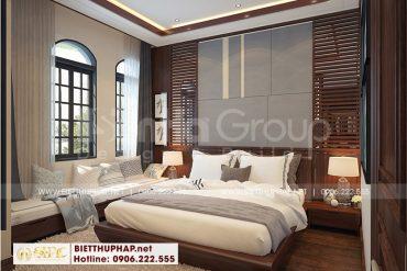 5 Cách trang trí nội thất phòng ngủ 1 biệt thự khu đô thị vinhome imperia hải phòng