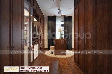6 Thiết kế nội thất thay đồ phòng ngủ 1 biệt thự khu đô thị vinhome imperia hải phòng
