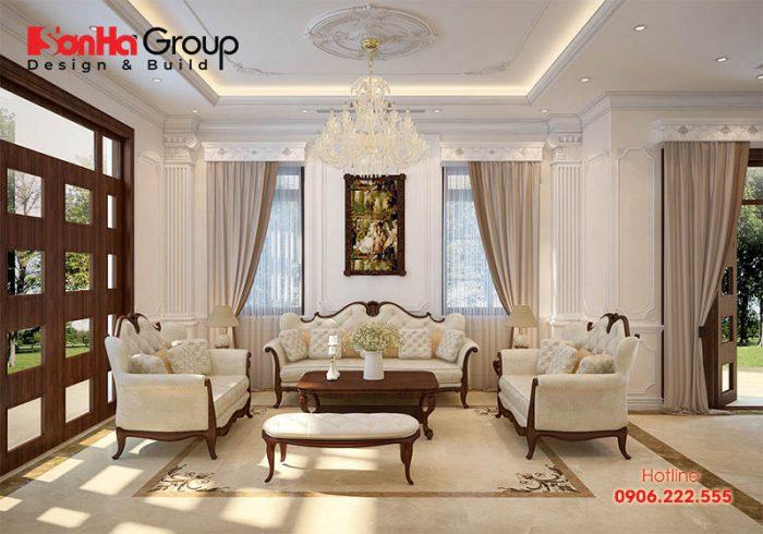 Trang trí phòng khách theo xu hướng mở được đánh giá là xu hướng hot nhất hiện nay