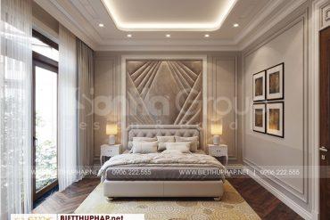 11 Trang trí trí nội thất phòng ngủ 3 kiểu tân cổ điển tại quảng ninh