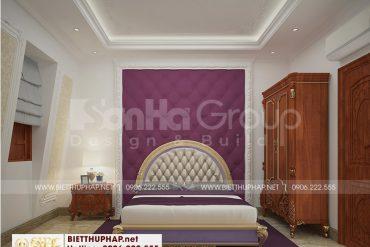 13 Không gian nội thất phòng ngủ 7 biệt thự tân cổ điển tại an giang sh btcd 0064