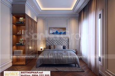 13 Thiết kế nội thất phòng ngủ giúp việc đẹp tại quảng ninh