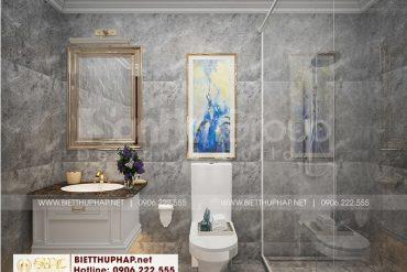 18 Thiết kế nội thất wc sang trọng tại quảng ninh