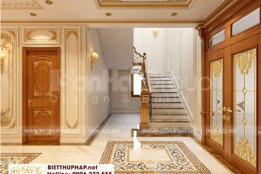 5 Trang trí nội thất sảnh thang sang trọng tại an giang sh btcd 0064