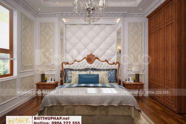 9 Bố trí nội thất phòng ngủ 3 đẹp tại an giang sh btcd 0064