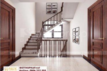 10 Bố trí nội thất cầu thang đẹp tại vinhomes imperia hải phòng