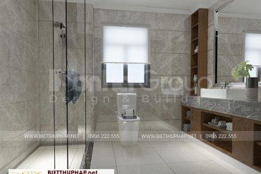 11 Thiết kế nội thất phòng tắm wc sang trọng tại vinhomes imperia hải phòng
