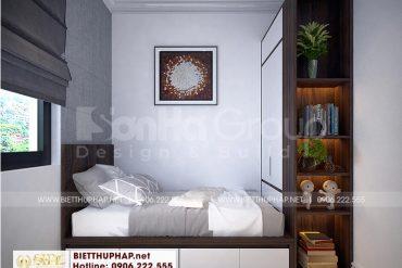 12 Mẫu nội thất phòng ngủ giúp việc đẹp tại khu đô thị vinhomes imperia hải phòng