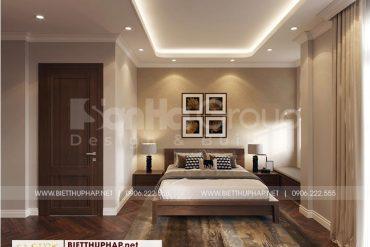 6 Thiết kế nội thất phòng ngủ master đẳng cấp tại vinhomes imperia hải phòng
