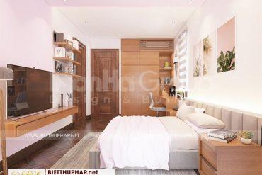 8 Không gian phòng ngủ con gái ấn tượng tại vinhomes imperia hải phòng
