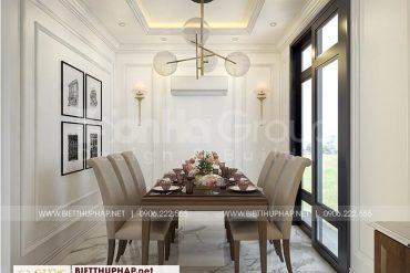 1 Thiết kế nội thất phòng khách biệt thự liền kề tại vinhomes marina