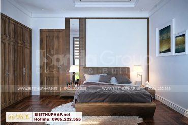 7 Mẫu nội thất phòng ngủ 3 đẳng cấp tại vinhomes marina